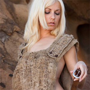 Anielle Shawl and Sword Maiden