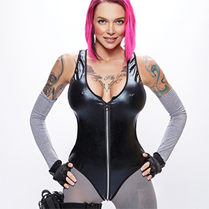 Anna Bell Peaks Dino Crisis VR Cosplay X
