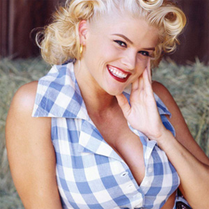Anna Nicole Smith Classic Playmate