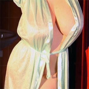 Anya Zenkova Bath Robe Nudes
