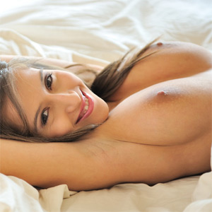 April ONeil Nude Bedside