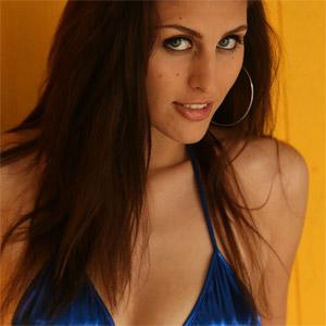 Ashlee Blue Bikini