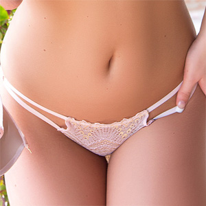 Ashleigh Rae Sexy Panties Playmate