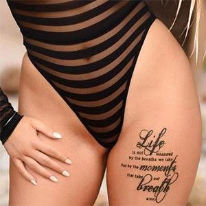 Ashleigh Gee See Thru Bodysuit