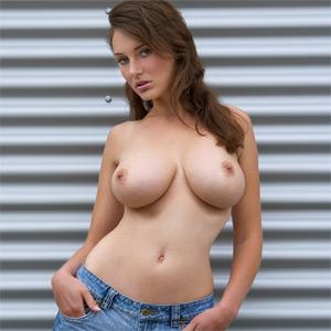 Ashley Blue Jeans