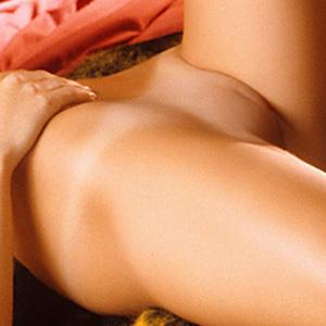 Ashley Engli Shaved Pussy Playmate