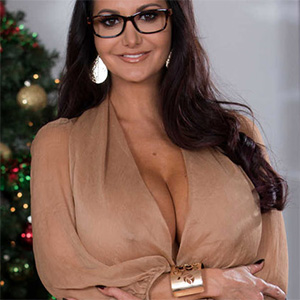 Ava Addams Christmas Party Gets A Little Wild
