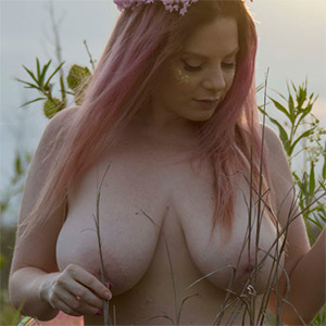 Avalon Curvy Fairy Nude Muse