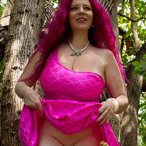 Avalon Pink Fairy Cosplay Nude Muse