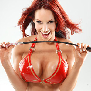 Opinion, you Bianca beauchamp nude latex