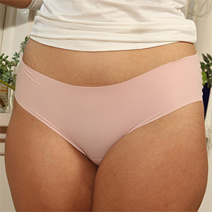 Blake Wilde Sexy Pink Panties for Girls Out West
