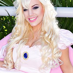 Blondie Fesser Super Mario Cum