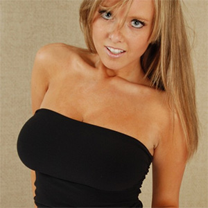 Brittanys Bod Busty Teenie In A Black Tube Top