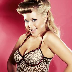Brooke Lima Pinup
