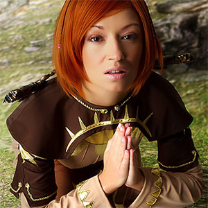 Brownie Dragon Age Origins Cosplay Erotica