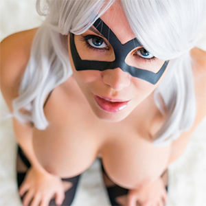 Bryci Black Cat Cosplay