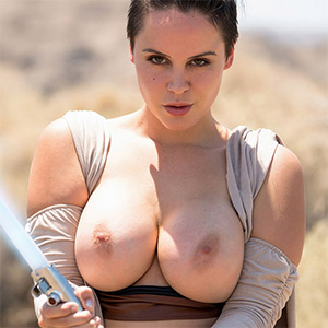 Bryci Sexy Star Wars Cosplay