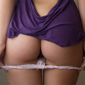 Bryci Purple Panty Passion