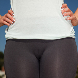 Candace Mazlin Yoga Pants Zishy