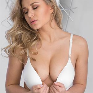 Candice Brielle Grey Underwear