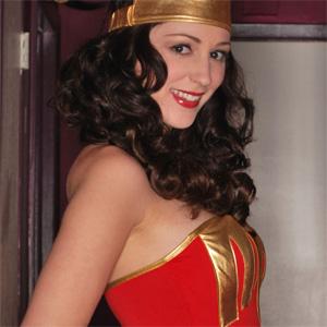 Carlotta Champagne Wonder Woman
