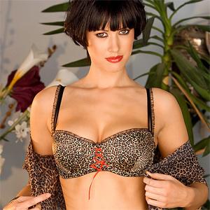 Carole Hunt Leopard Skin