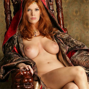Carrie Stevens Throne