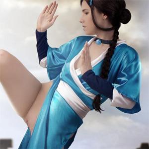 Cassie Katara Avatar Cosplay Erotica