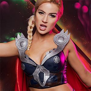 Cherry Kiss Thor VR Cosplay X