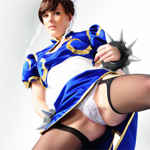 Hot chun li cosplay nude consider