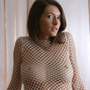 Claudia Kocsis Fishnet