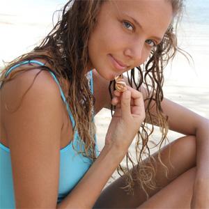 Clover Beach Baby