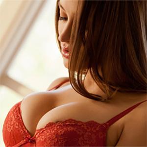Dani Daniels Red Lingerie Desire