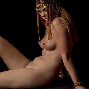 Dannii Beautiful Nude Muse