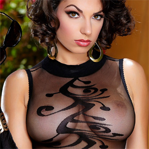 Darcie Dolce Mysterious and Sexual