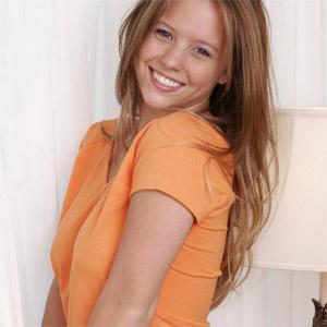 Dawson Miller Orange Shirt