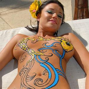 Sexy Dragon Girls
