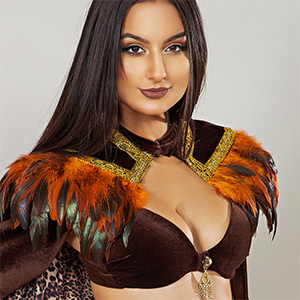Eliza Ibarra From Dusk Till Dawn Cosplay