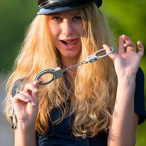 Ella Sexy Cop Fame Girls