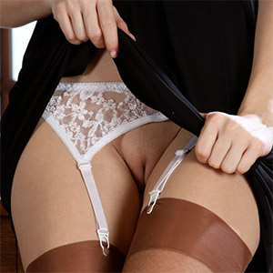 Emily Addison Leopard Print Office Fantasy