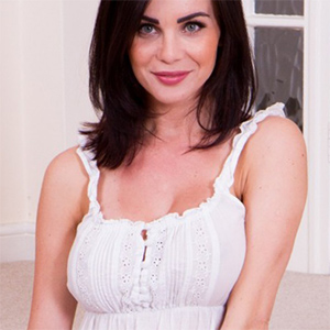 Emma Glover White Dress Hayleys Secret