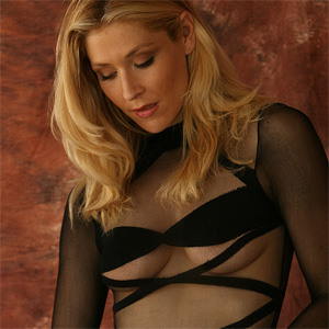 Emma Jacobs Black Sheer