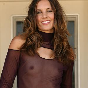 Eva Sheer Dress