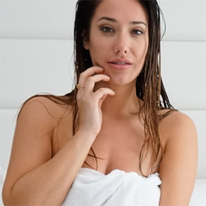 Eva Lovia Steamy Miami Shower
