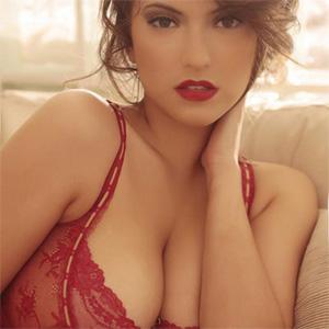Francoise Boufhal Busty Girl