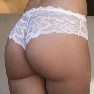 Gia Paige Lace Panties Digital Desire