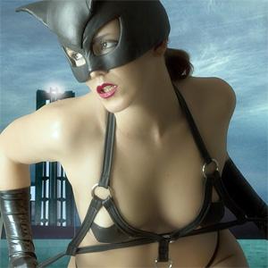Gogo Catwoman
