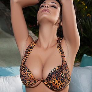 Hailey Lynzz Is A Leopard Print Vixen