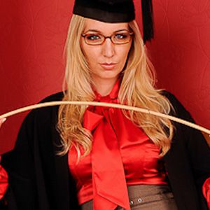 Hayley Marie School Mistress
