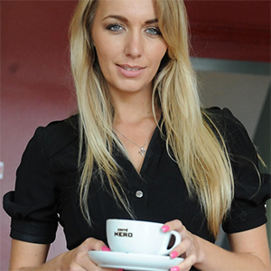 Hayley Marie Coffee Shop Flirt